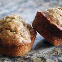 Banana Date Muffins Recipe