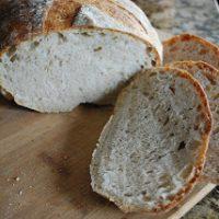 Vermont Sourdough with Whole Wheat Bread