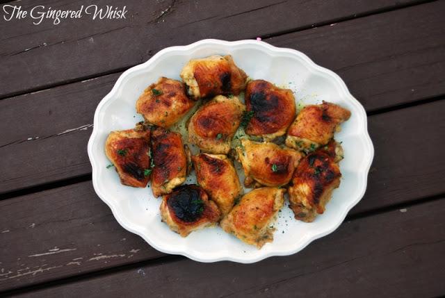 Honey Baked Chicken (The Gingered Whisk)