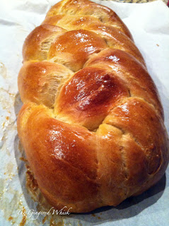 Sourdough Challah Recipe