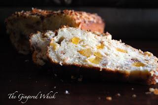 tropical quick bread