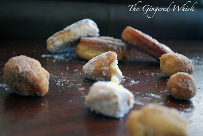 Sourdough Donuts - The Gingered Whisk