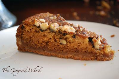Armenian Nutmeg Cake - The Gingered Whisk