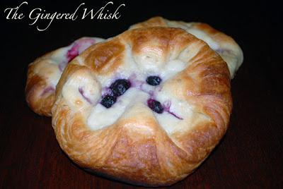 sourdough danish pastry