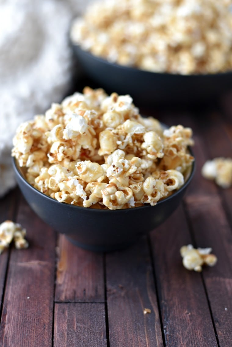 movie night snack recipe popcorn