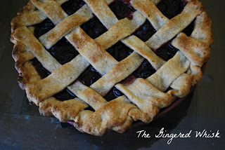 Sourdough-Sweet-Cherry-Pie-4