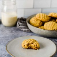 Sourdough Peanut Butter Cookies