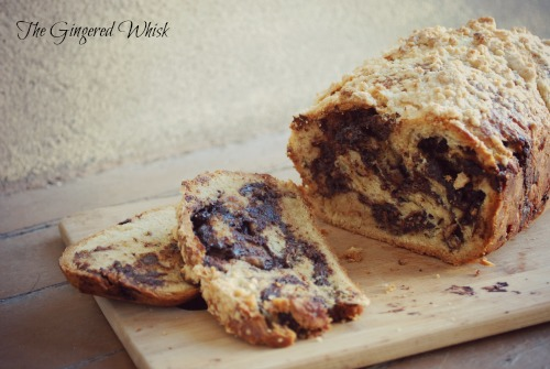 Sourdough Chocolate Cinnamon Babka is the perfect holiday bread! Swirly and delicious!