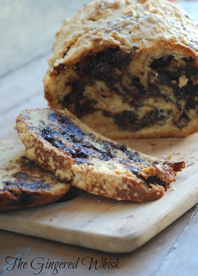 You have GOT to see how the amazing swirls in this Sourdough Chocolate Cinnamon Babka are made!