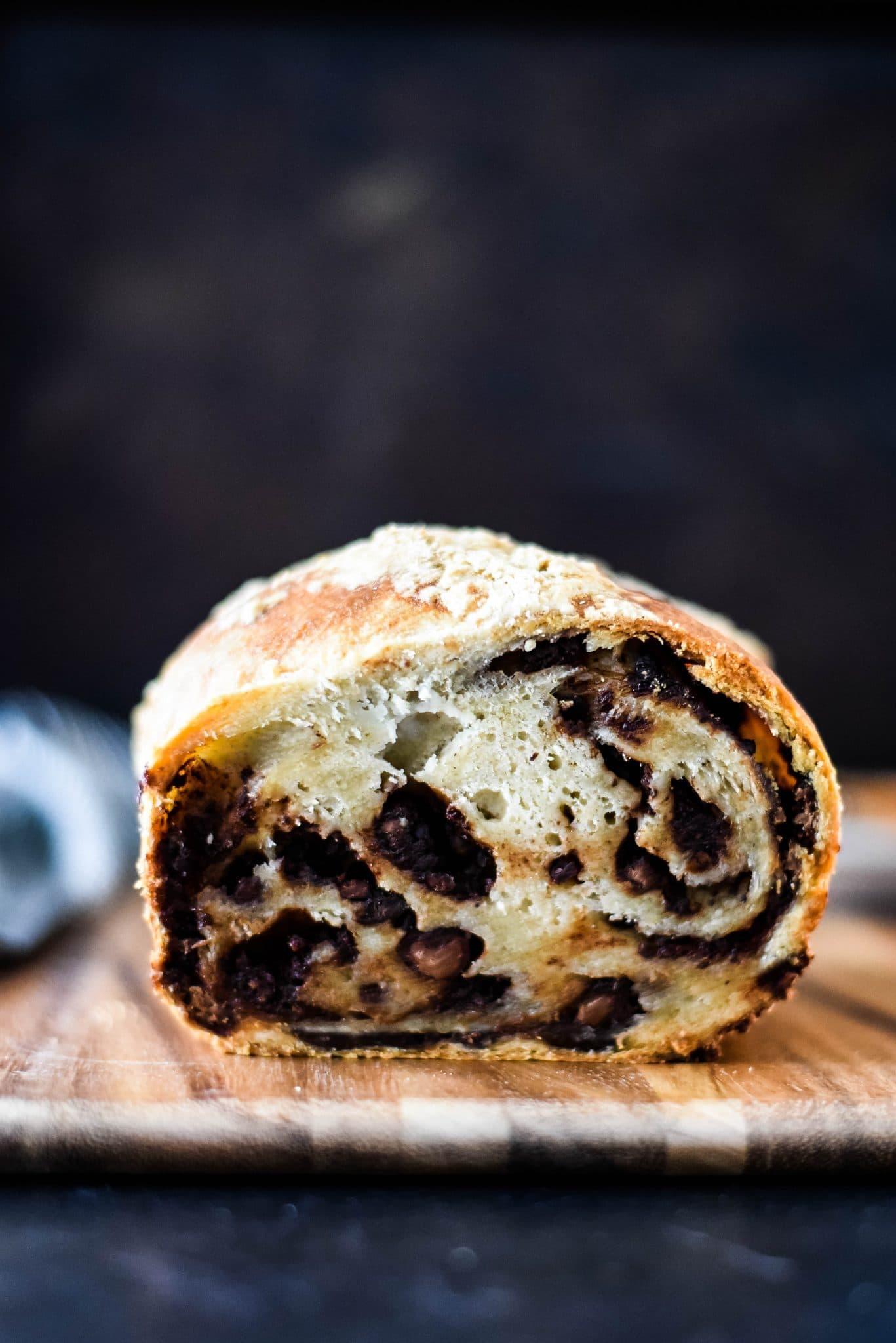 image of inside of babka loaf