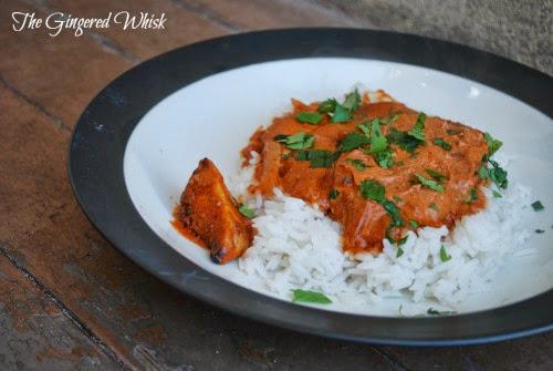 Easy Chicken Tikka Masala - The Gingered Whisk