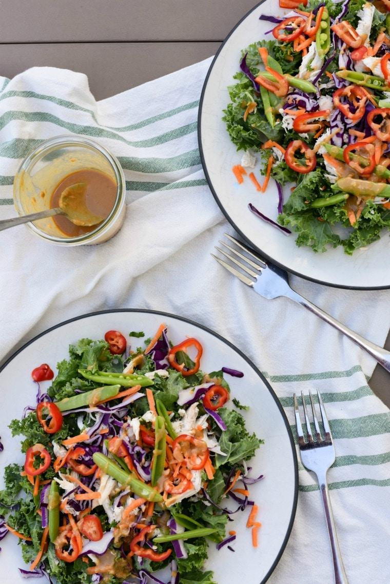 Summer Dinner Salads