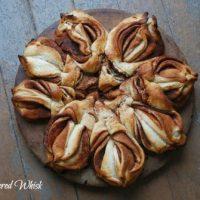 Twisted Cinnamon Sweet Bread