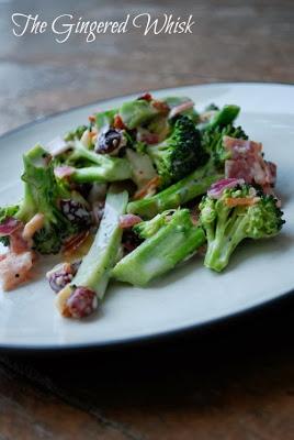 Best Broccoli Salad (The Gingered Whisk)