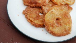 Sourdough Fried Apples