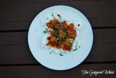 Thai Turkey Zucchini Meatballs - Easy weeknight recipe