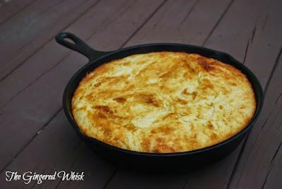 Sourdough Cornbread (The Gingered Whisk)