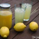 Easy DIY Lemonade