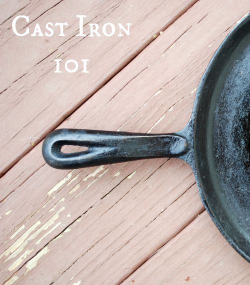 How to Properly Care for, Maintain, and Fix Cast Iron (The Gingered Whisk)