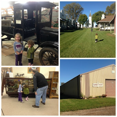 images of museum in franklin county, iowa