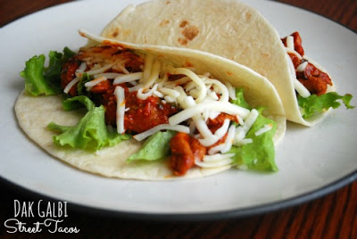 these tacos are so flavorful and fiery! Delicious!