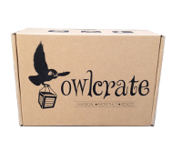 image of owl crate box