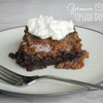 easy german chocolate cake