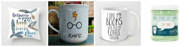 Home Decor Goodies for Book Lovers
