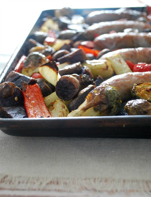 Easy Family Friendly One Pan Meal