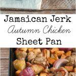 Jamaican Jerk Sheet Pan