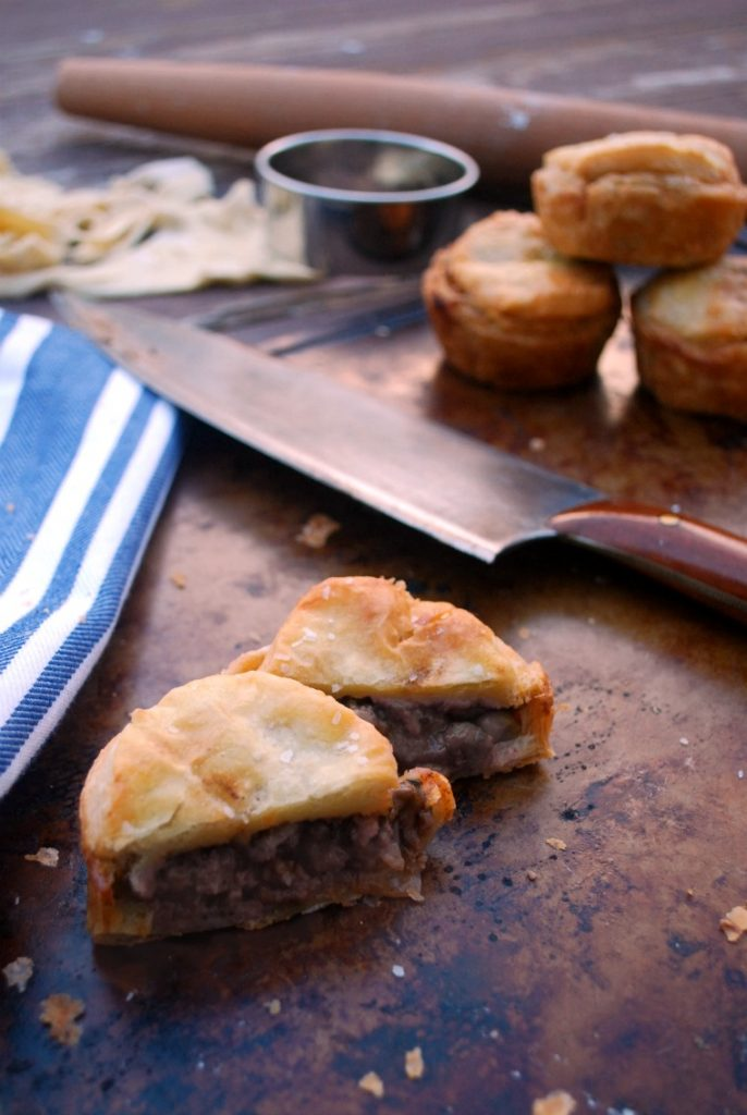 Easy and Quick Beef Meat Pies