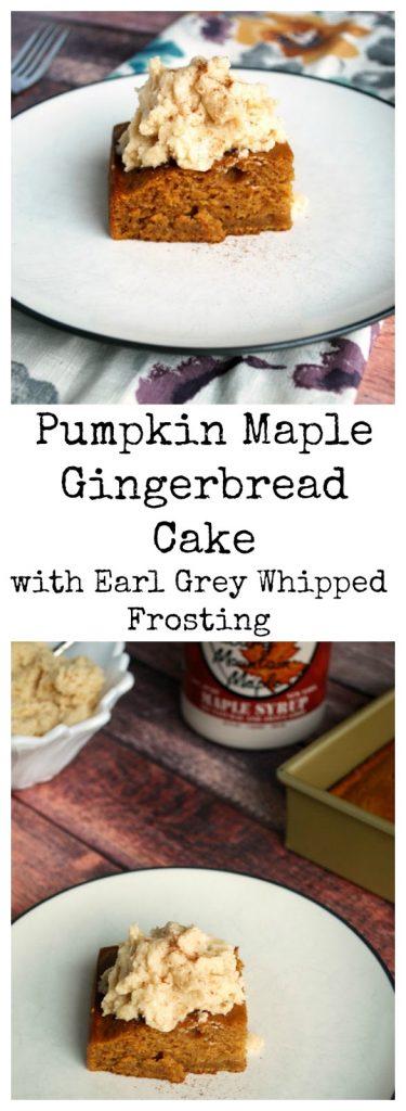 Ultimate Fall Pumpkin Cake