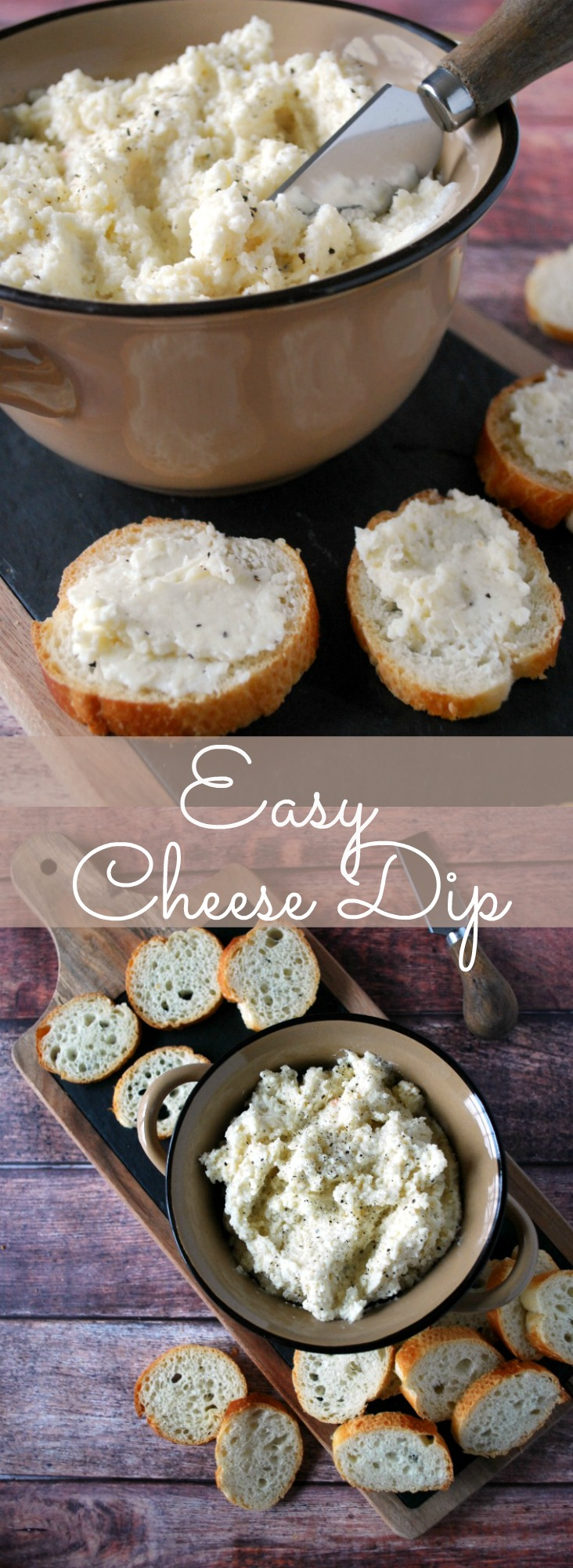 This easy cheese dip is perfect for quick and stress-free entertaining. Its a creamy and dreamy dip also known as