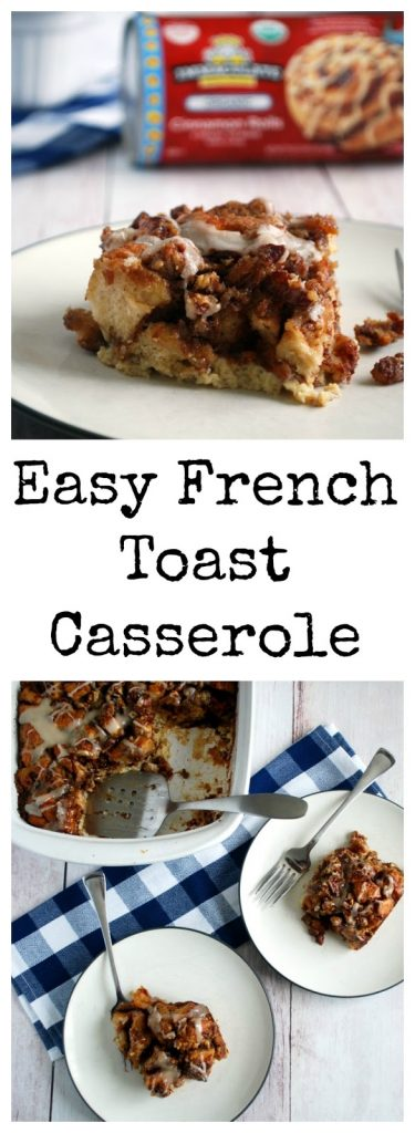 French Toast Casserole Bake