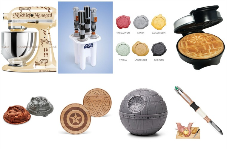 Kitchen Gadget Gifts for Geeks