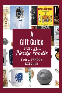 Gifts for a nerdy kitchen