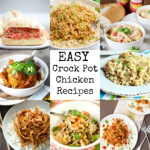 Best Weeknight Crock Pot meals - over 60!!!!