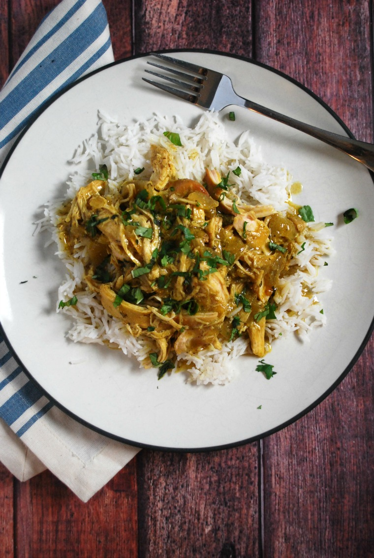 slow-cooker-basil-coconut-curry-chicken