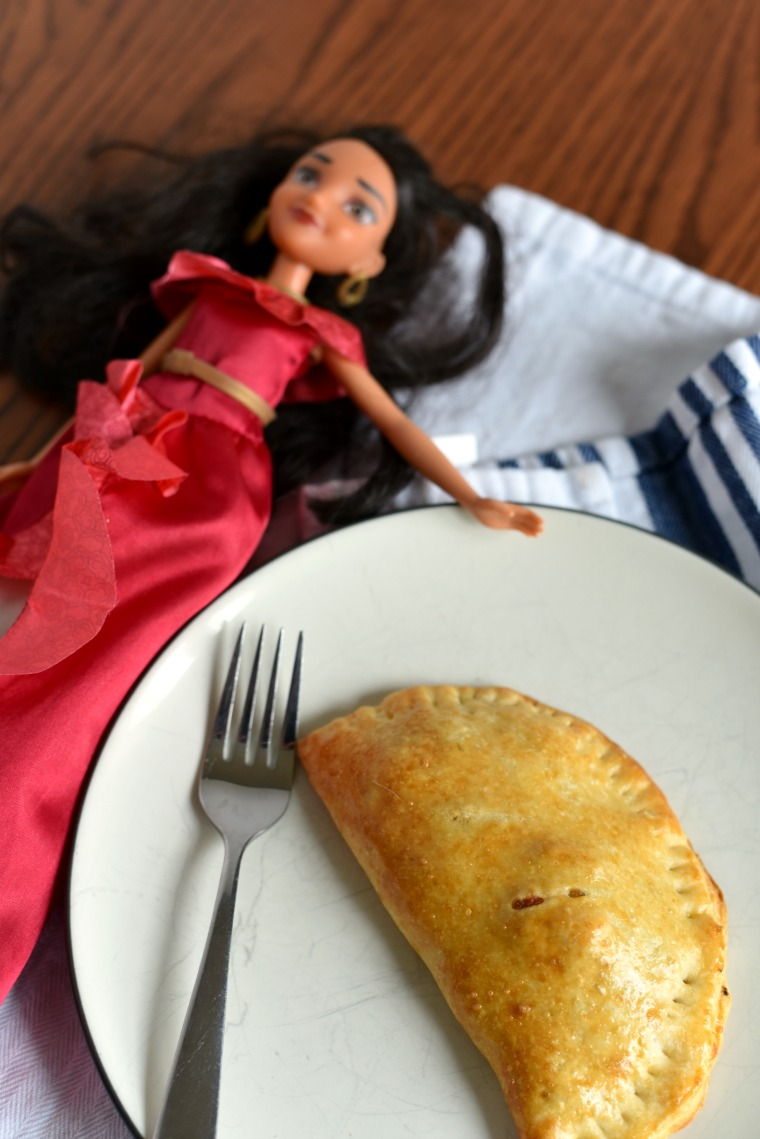Eat Like Princess Elena - Beef Empanada Recipe