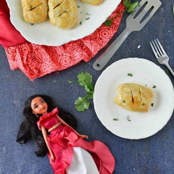 Kid-Friendly Easy Beef Empanada Recipe Inspired by Princess Elena of Avalor