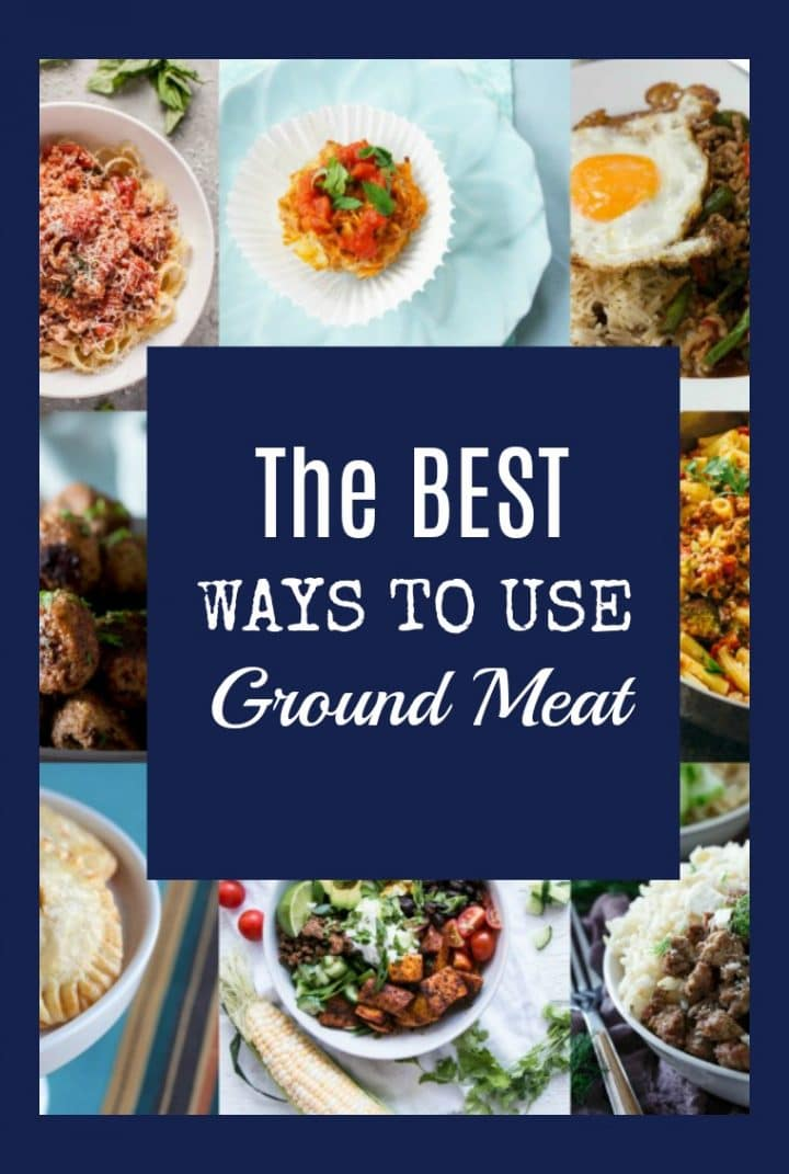 Ground Meat recipes