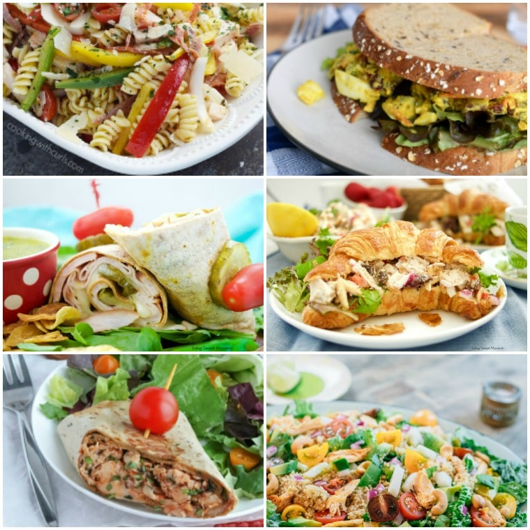 picnic meals for families