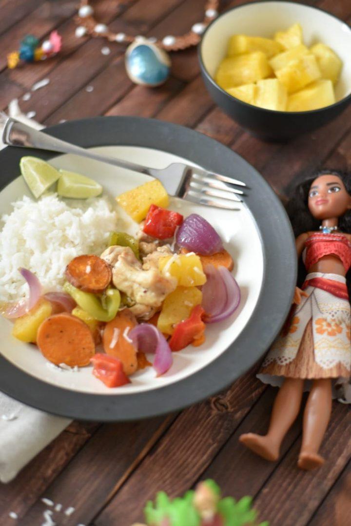 Easy Polynesian Chicken Recipe