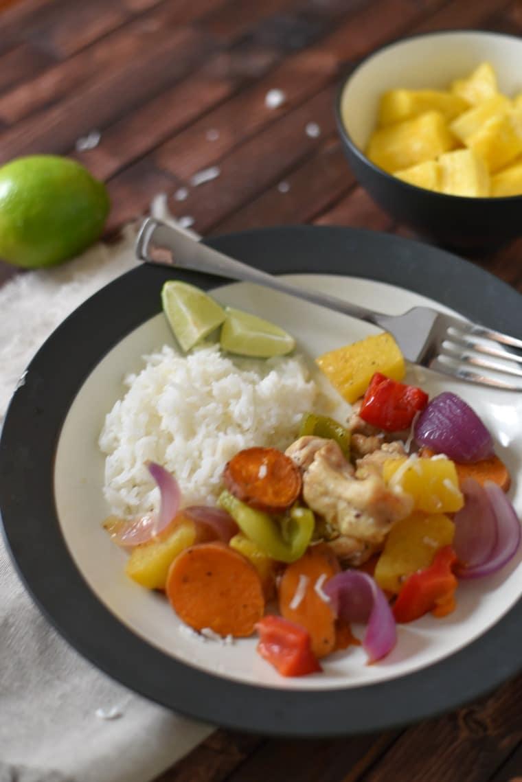 Hawaiian Chicken 30 Minutes