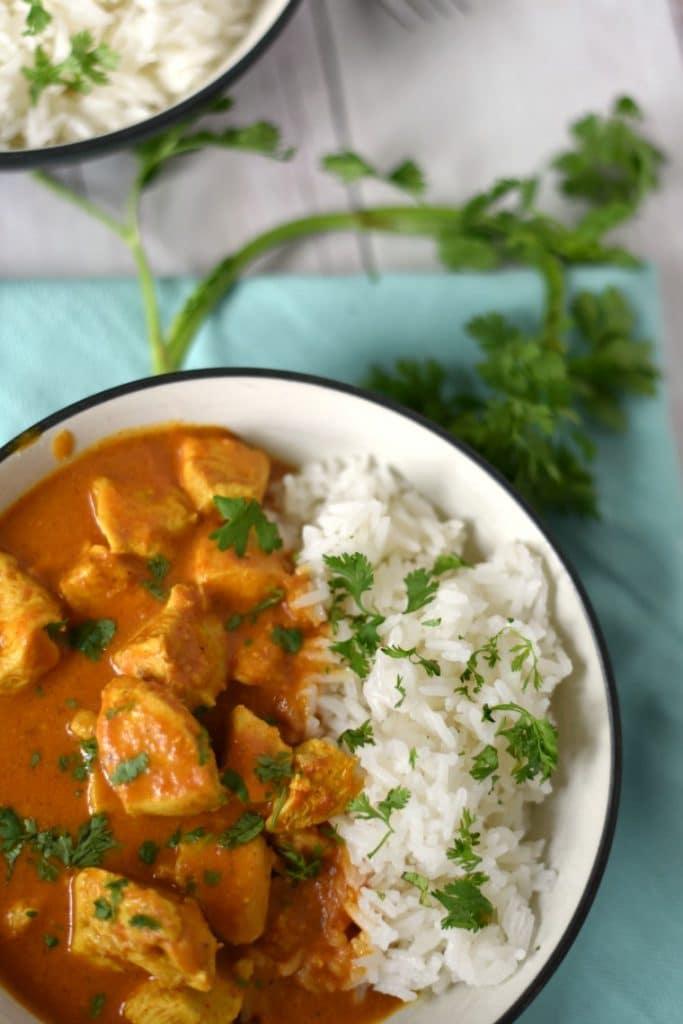 20 Minute Chicken Tikka Masala