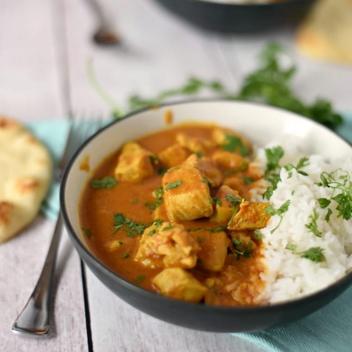 5 Ingredient Chicken Tikka Masala recipe