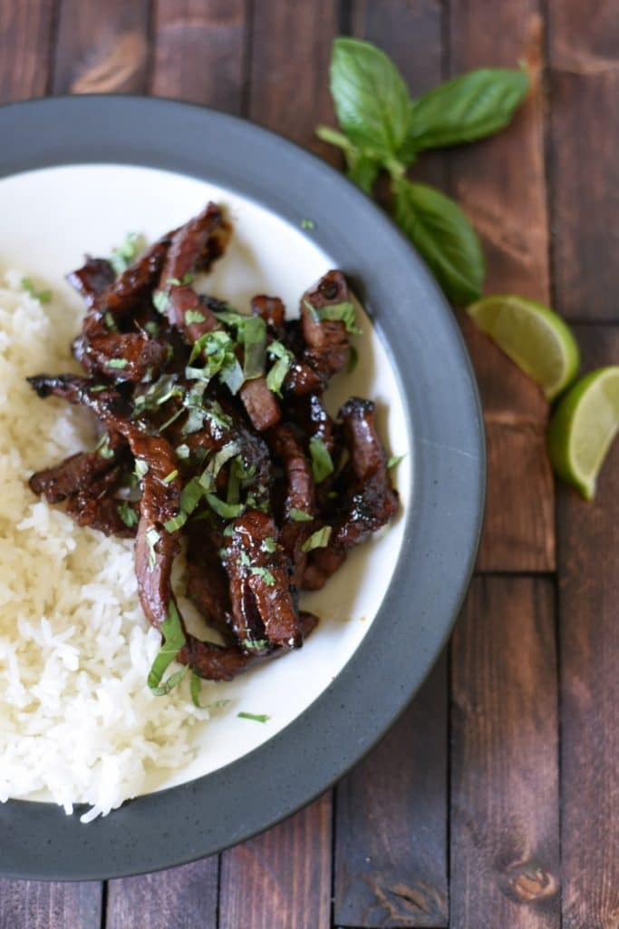 Easy Bulgogi Beef Recipe