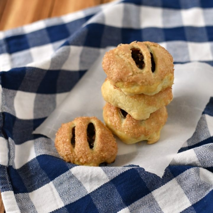 Fig Eccles Cakes