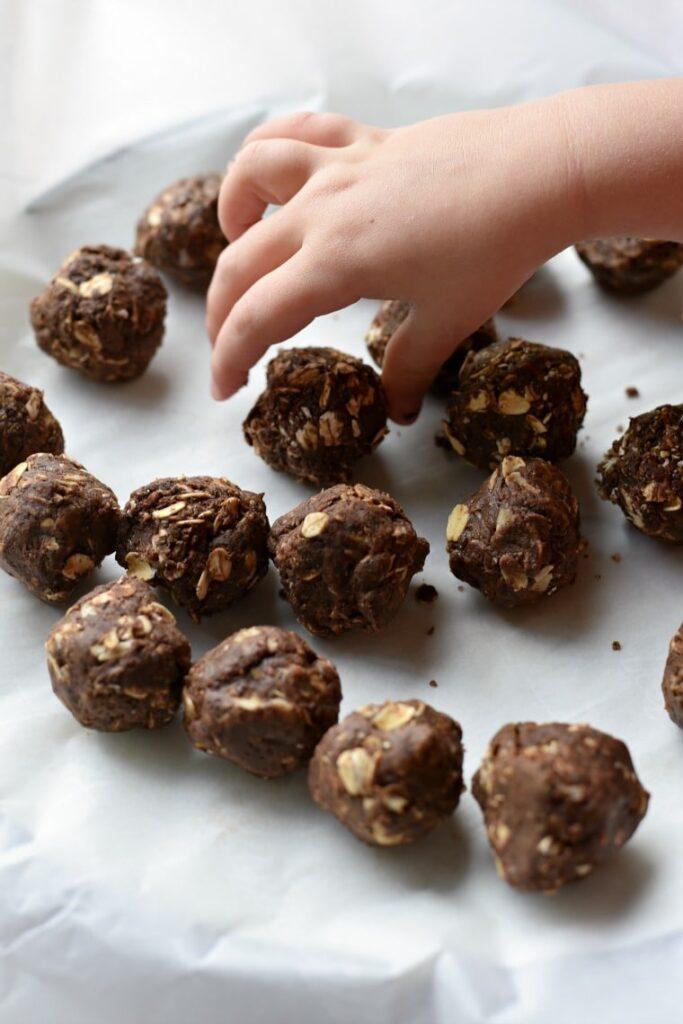 Sugar Free Energy Balls Recipe