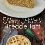 Harry Potter Treacle Tart